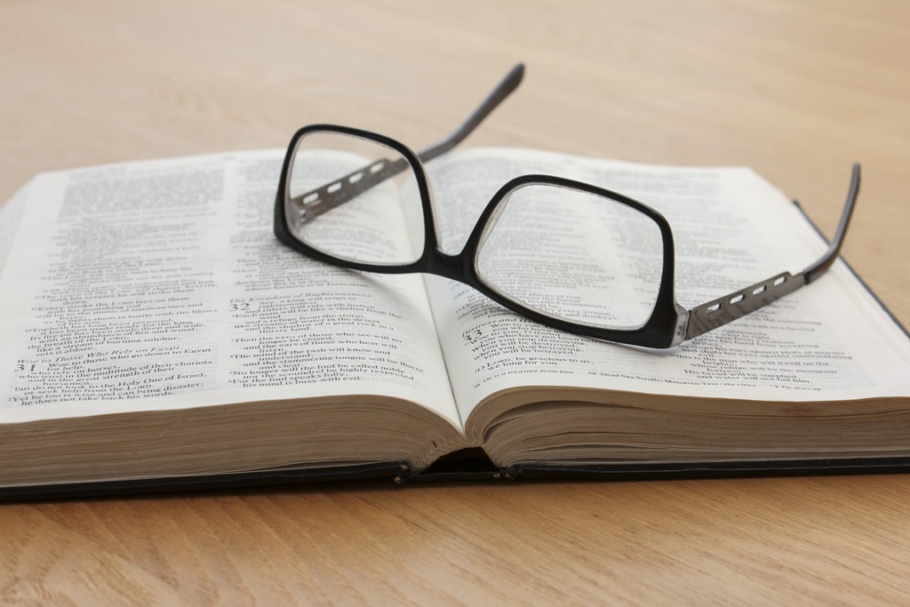 BIble-glasses